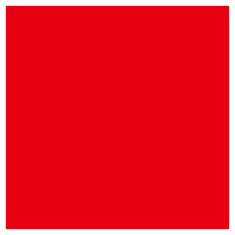 明德 环保无味梅花纹多色儿童拼接泡沫地垫赠边条[红色]