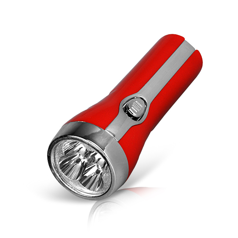 久量led--954充电式验钞手电筒 3头
